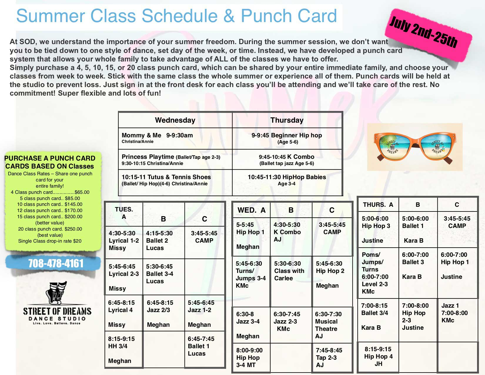 Summer-Classes-2019-