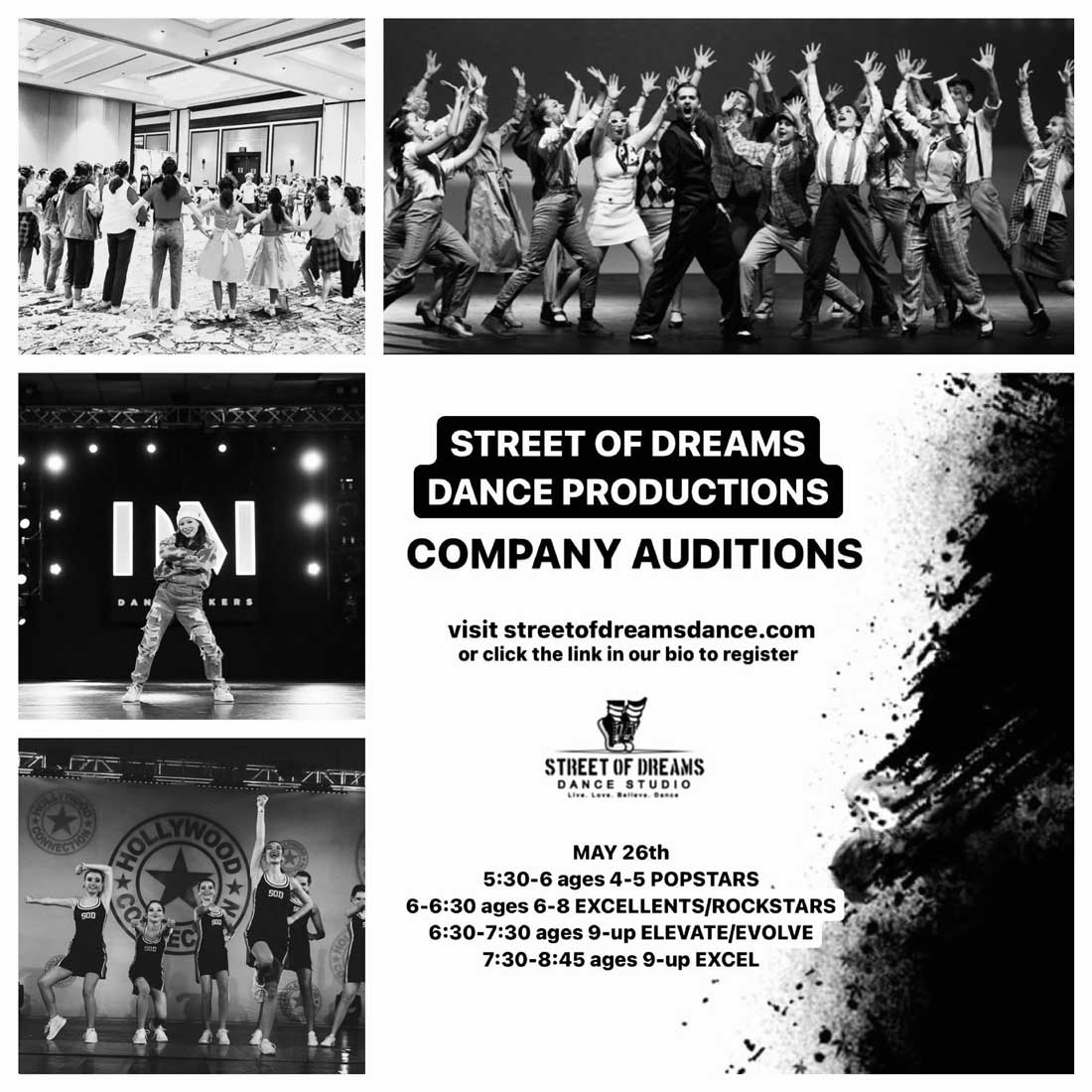 co-auditions